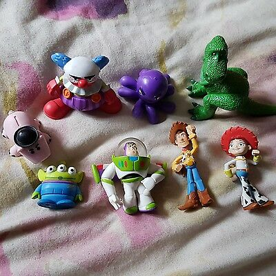 Toy Story figures some rare