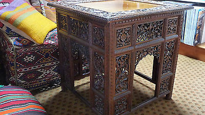 Indian/Malaysian table from 1930s