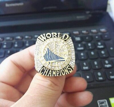 2017 Golden State Warriors Durant Championship Ring