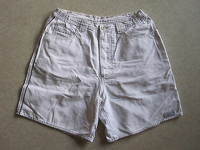 Short OXBOW blanc taille S