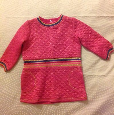 Jack And Milly Brand Size 2 Toddler Girls Sweater Dress
