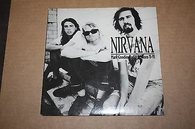 "Nirvana - Mark Goodier Radio Sessions 11-91 - 7"" - Excellent"