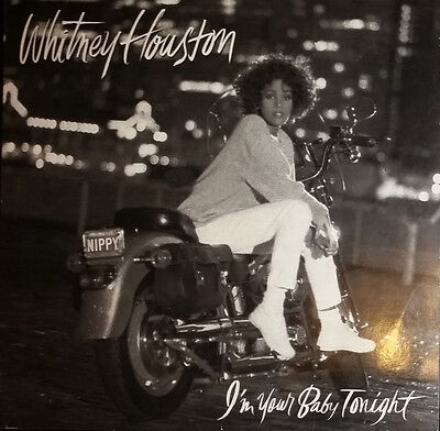 Whitney Houston - I'm Your Baby Tonight (LP, Album)