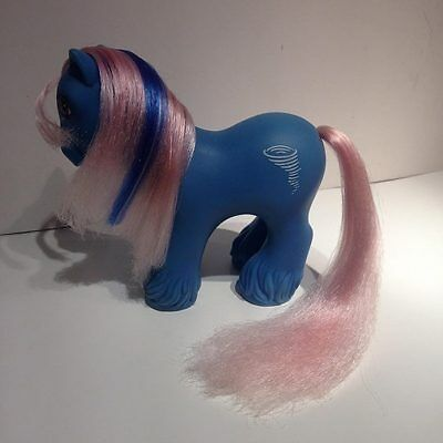 ⭐️My Little Pony⭐️ G1 European UK Mountain Boy Tornado vintage retro 80s toy