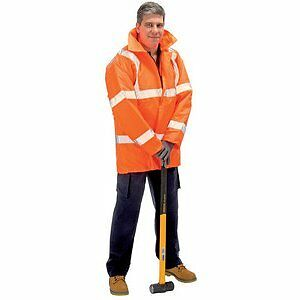 Draper Expert 27460 High XXL Visibility Traffic Jacket