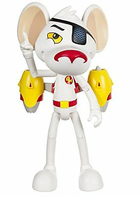 """Danger Mouse 11170 10-Inch """"Danger Mouse"""" Figure with Feature"""