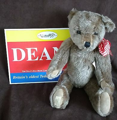 Deans Prototype Teddy Bear - Mohair - Brand New
