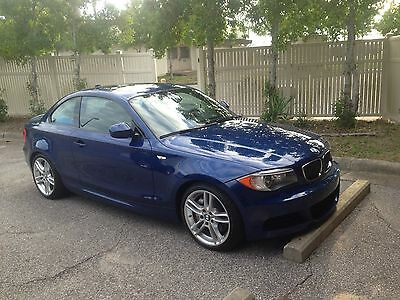 2012 BMW 1-Series M package BMW 135i