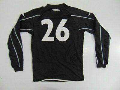 2005 2010 Umbro Holmen IF away shirt jersey soccer football long sleeve S #26