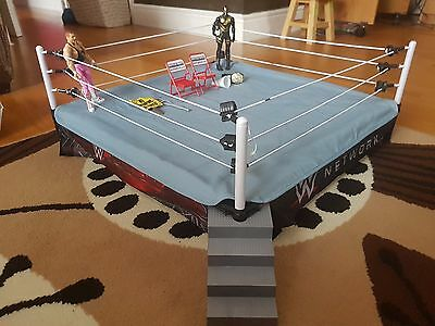 wwe ring plus accesories