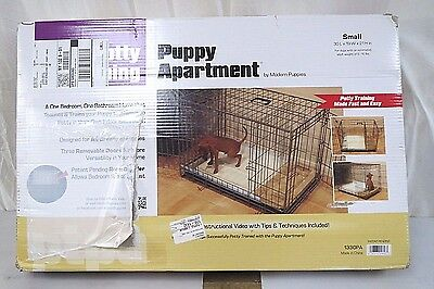 Potty Training Puppy Apartment By Modern Puppies / Small 5-10 Lbs