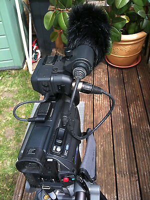 Sony Profssional Camcorder Pdx-10 Dvcam Mint Condition With Bag