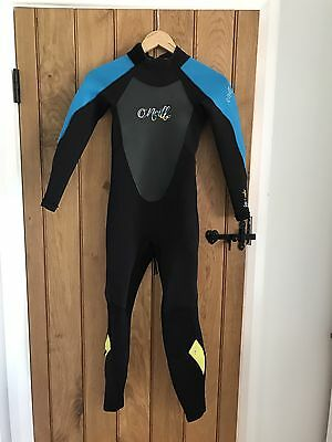 Girls Wetsuit O'Neil Epic 2/3mm Age 12 Excellent Condition Worn Once