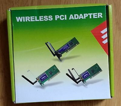 carte pci wifi adapter 300mbps