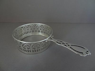 Antique Vintage 6031 Webster Sterling Silver Pierced Ramekin HOLDER ONLY 36 Grms