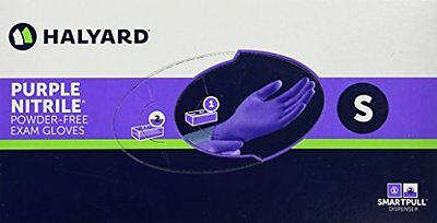 Halyard Health Purple Nitrile Glove, All sizes (FORMERLY KIMBERLY CLARK)