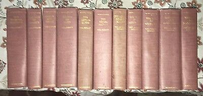 The Story of Civilization by Will and Ariel Durant Complete Set
