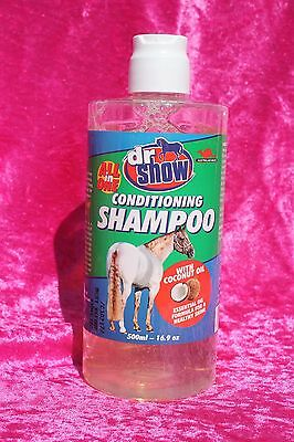 Dr Show All In One Conditioning Shampoo 500mls
