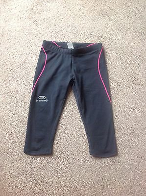 Kalenji Girls Cycling / Running Shorts Age 6