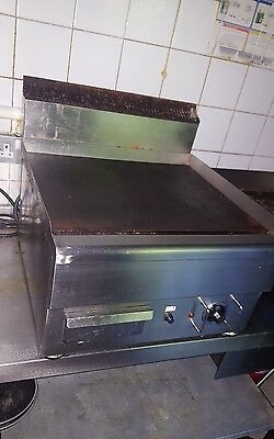 commercial electric griddle/grill