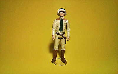 Vintage Kenner Star Wars Custom Captain Antillies Action Figure New Hope Rouge 1