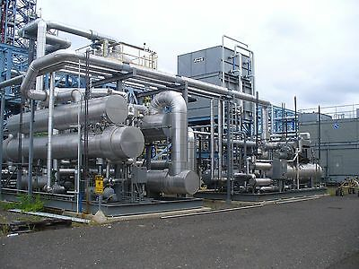 Johnson Controls Air Cooled Rotary Screw Process Chiller