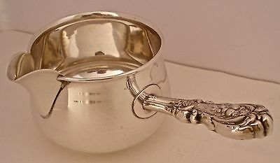 Reed & Barton Sterling Silver Francis 1St Pattern Pipkin Sauce Or Brandy Burner