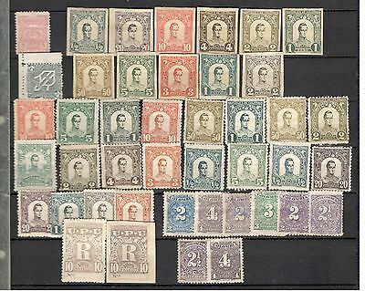 Colombia Antioquia classic collection lot old