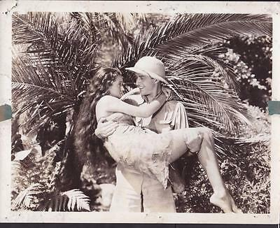 Dorothy Lamour Ray Milland The Jungle Princess 1936 original movie photo 20765
