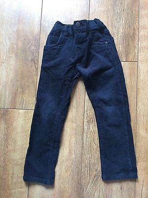 Boys Next Smart Trousers Age 3-4 Years