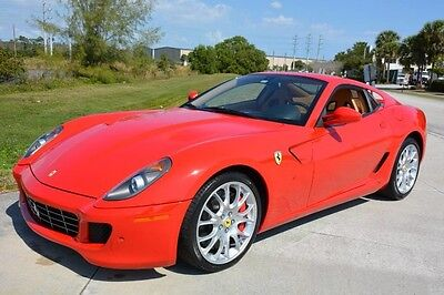 2008 Ferrari 599  2008 599 GTB - ONLY 10,000 MILES - BEST COLOR COMBINATION - FULLY SERVICED