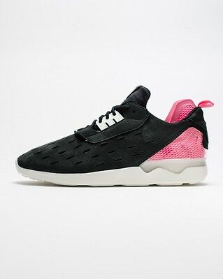 size 40 d144a 24912 ADIDAS ZX 8000 Blue Boost Black Pink White suede running training B25872