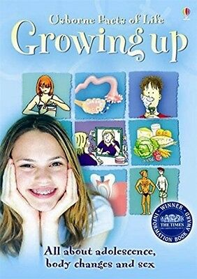 Usborne Facts Of Life: Growing Up - Book by Susan Meredith (Paperback, 1997)