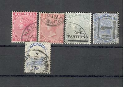 Bermuda classic collection lot old