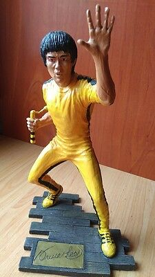 Bruce Lee Figure Game of Death Sta 1