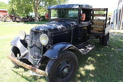 1934 Ford Other Pickups Truck 1934 Ford pickup