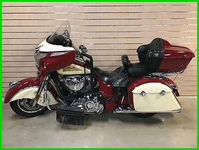 Indian Chieftain®  2016 Indian Chieftain Base Used
