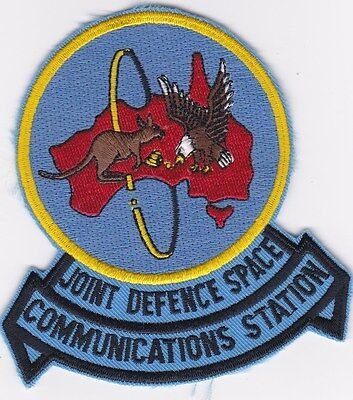 Australian Made Original Joint Defense Space Communications Station 4 Inch