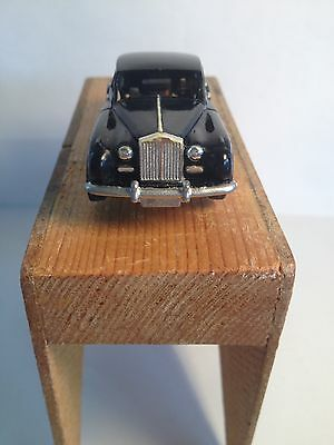 Tri-ang Minic Motorways Early Rolls Royce Good Working Nice Car