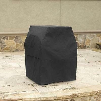 "BBQ PRO Barbecue Grill Cover 30"" x 26"" x 35"" Black M39968 FAST SHIP! J37"