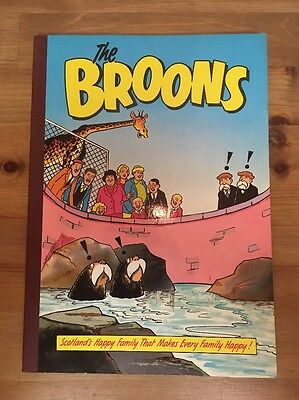 The Broons: 1989 by D.C.Thomson & Co Ltd (Paperback, 1989)