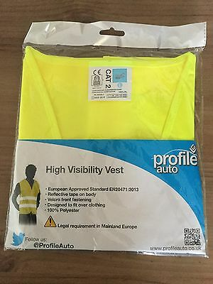 Bnib Adults High Visibility Vest