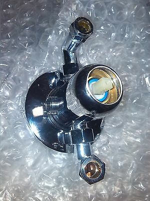 Shower mixing valve New surplus stock missing handle and fixing bolt