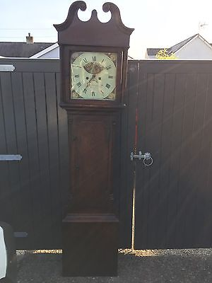 Welsh Longcase Clock