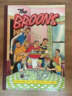 The Broons Annual Book 1991