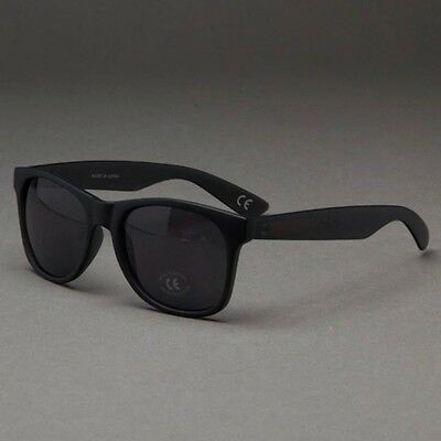 Vans Mens Spicoli 4 Sports Black/Black Mens Frosted  Shades Sunglasses SUN-2