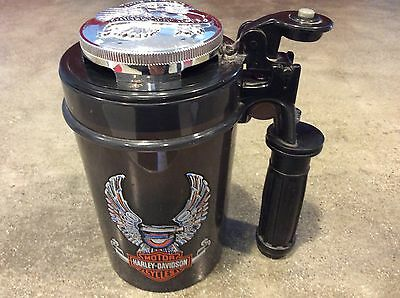 Harley Davidson Beer Mug Stein Makes Engine Sound Funomenon 1998