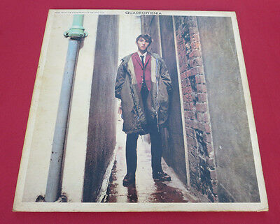 Quadrophenia (Soundtrack Of The Who Film) - Double Vinyl LP - Original pressing