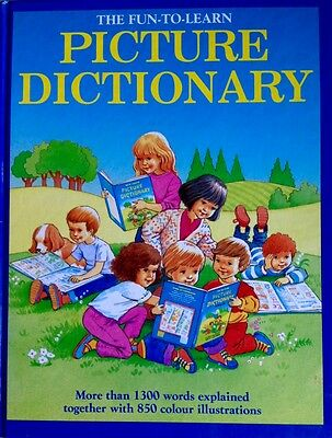 The Fun To Learn Picture Dictionary