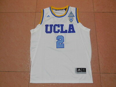 2017 New UCLA #2 Lonzo Ball Stitched College Basketball Jersey  White S-XXL